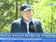Астана маңындағы орман алқабы 2020 жылға қарай 100 мың гектарға жетеді