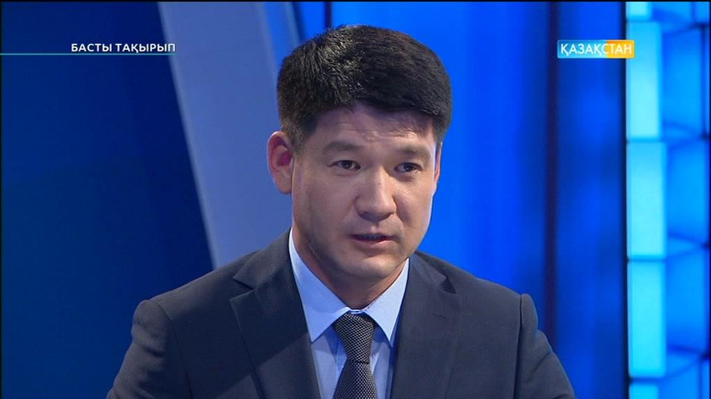 «Басты тақырып» - Мәди Манатбек. «Республикалық радио» ЖШС Бас директоры (Толық нұсқа)