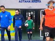 ФК «Астана» - ФК «Кайсар» | КПЛ. 19-тур | 06.07.2017