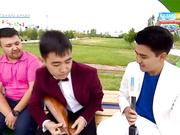 Астанаға арнау - Жансерік Берікқазыұлы