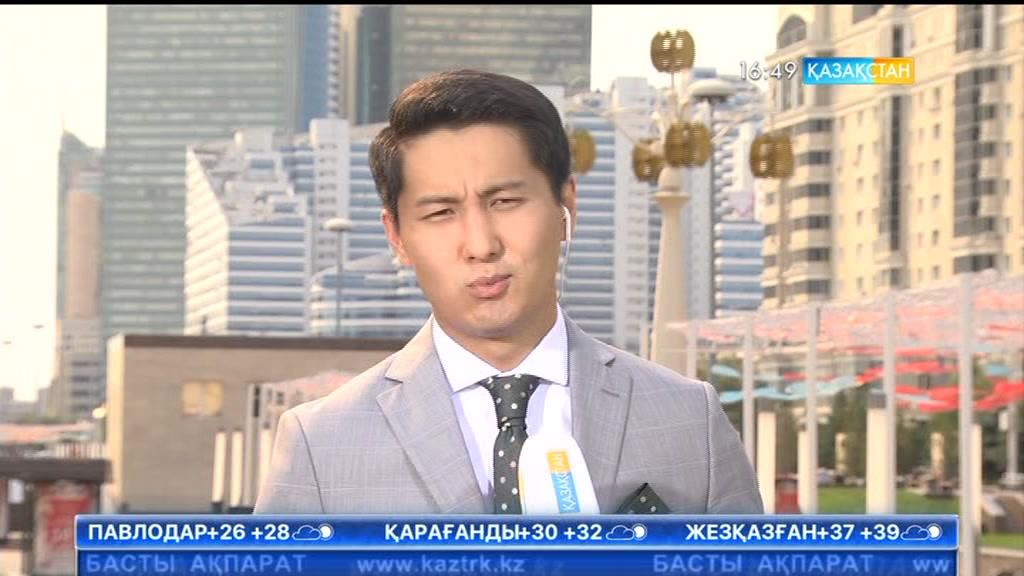 Елорда күнінде «Нұржол» бульварында «Astana Art Fest» фестивалі өтуде