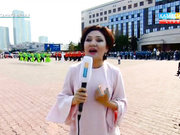 «Дара жол» бағдарламасының тізгіншісі Дана Нұржігіттің Астана күніне арналған  мерекелік репортажы