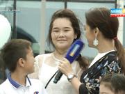 Астанаға арнау - Ләйлә Сұлтанқызы