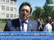 Мәжіліс депутаттары Павлодар облысының халқымен кездесті