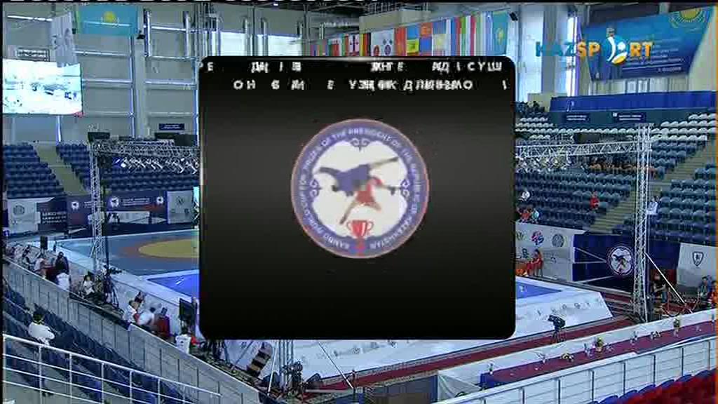 Самбо. Этап Кубка Мира. Астана. 2 день. 1 часть