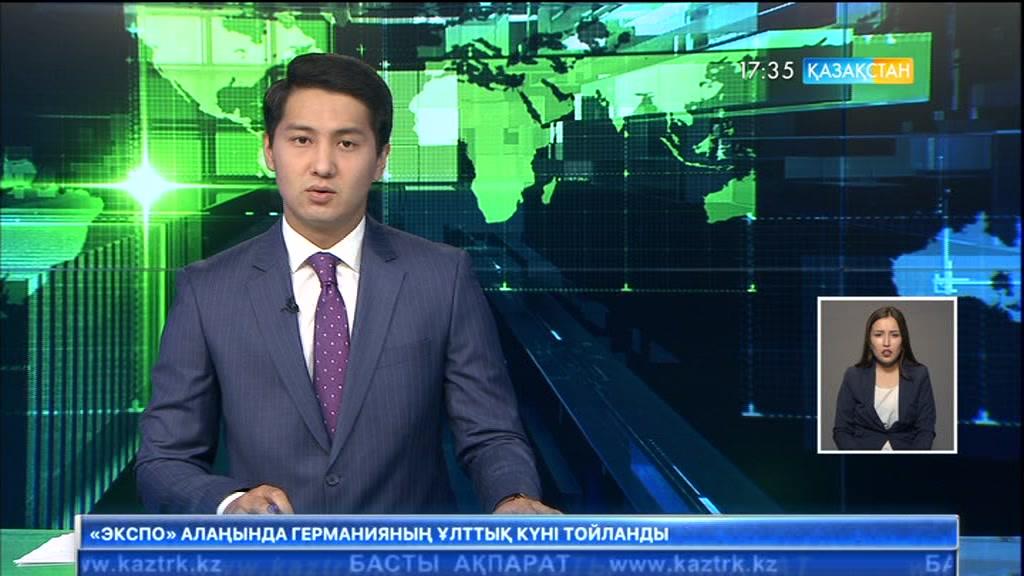 Батыс Қазақстан облысындағы Дариян ауылын қарлы-бұршақ басып қалды
