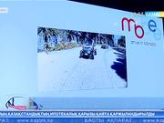 Монако павильонында электр қуатымен жүретін көліктің таныстырылымы өтті