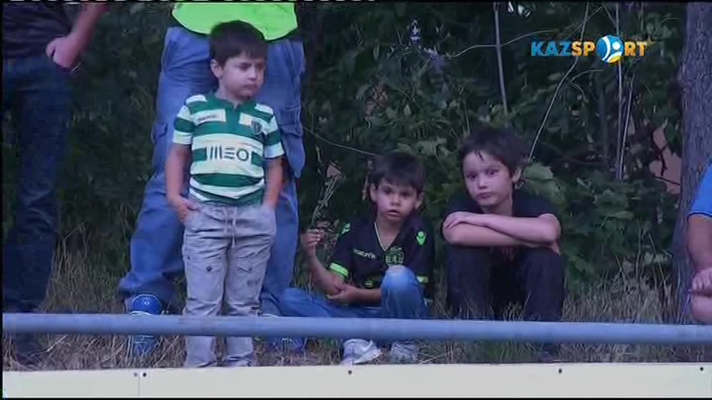 Футбол. Жолдастық кездесу. Валенсия - Спортинг (Лиссабон)