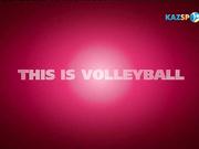 Волейбол. Этап Мирового Гран-при (Алматы). Казахстан - Германия