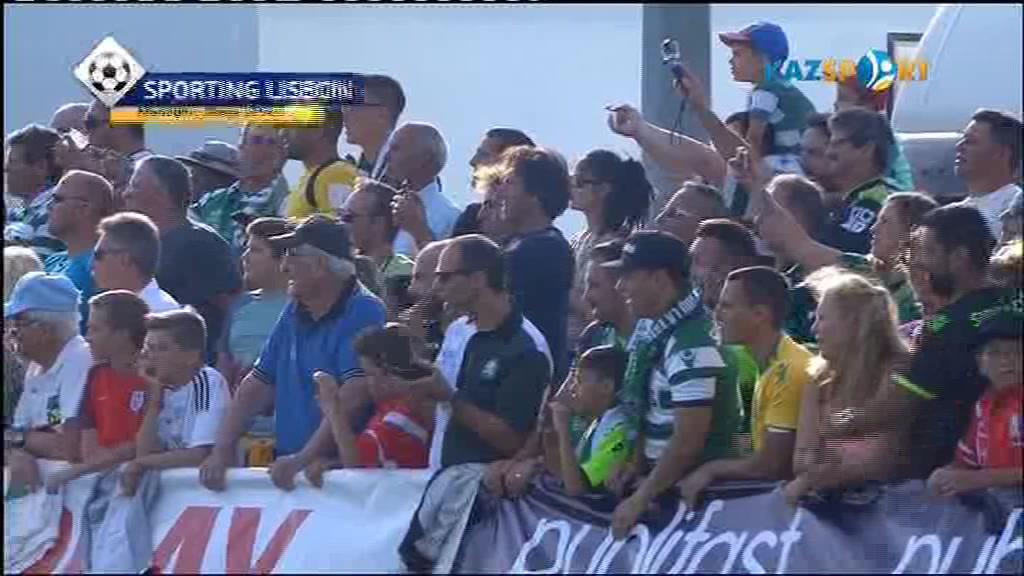 Футбол. Жолдастық кездесу. Спортинг (Лиссабон) - Базель