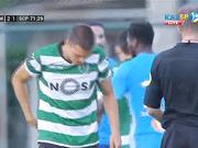 Футбол. Жолдастық кездесу. Олимпик Марсель - Спортинг Лиссабон