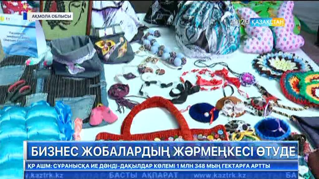 Ақмола облысында «Болашаққа қадам» атты бизнес жобалардың байқауы өтуде