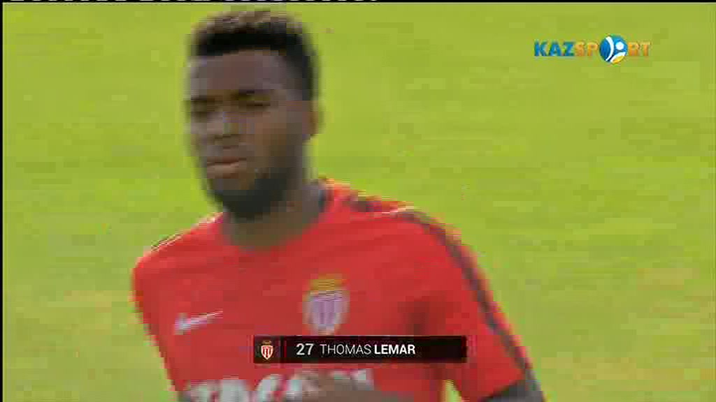Футбол. Жолдастық кездесу. Монако - Фенербахче