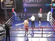 Кикбоксинг. Steppe Fighters - 3. Рейтинговые бои профессионалов. Астана