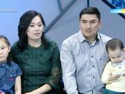 Гүлперизат Өтебаева: Бала асырап алуымызға «Айтуға оңай...»  бағдарламасы себепкер болды