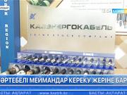 «ЕХРО-2017» көрмесіне келген халықаралық көрмелер клубының комиссарлары Павлодарға барды