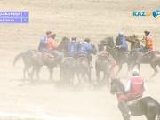 Көкпар. Қызылорда - Астана