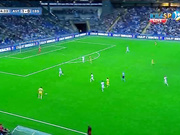 Астана - Легия: Иван Маевскийдің голы - 2:0 (ВИДЕО)