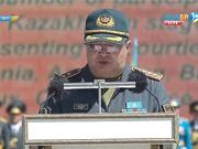 Армейские международные игры. Церемония открытия