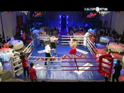 Кикбоксинг. Ердәулет Жеңіс - Сергей Гритчин