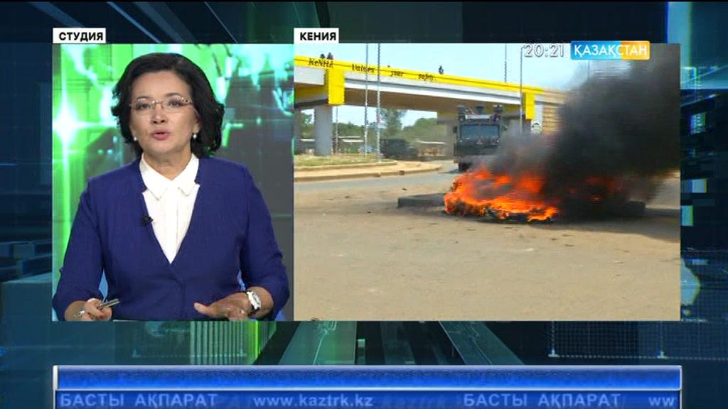 Кенияда полиция шерушілерге оқ атты