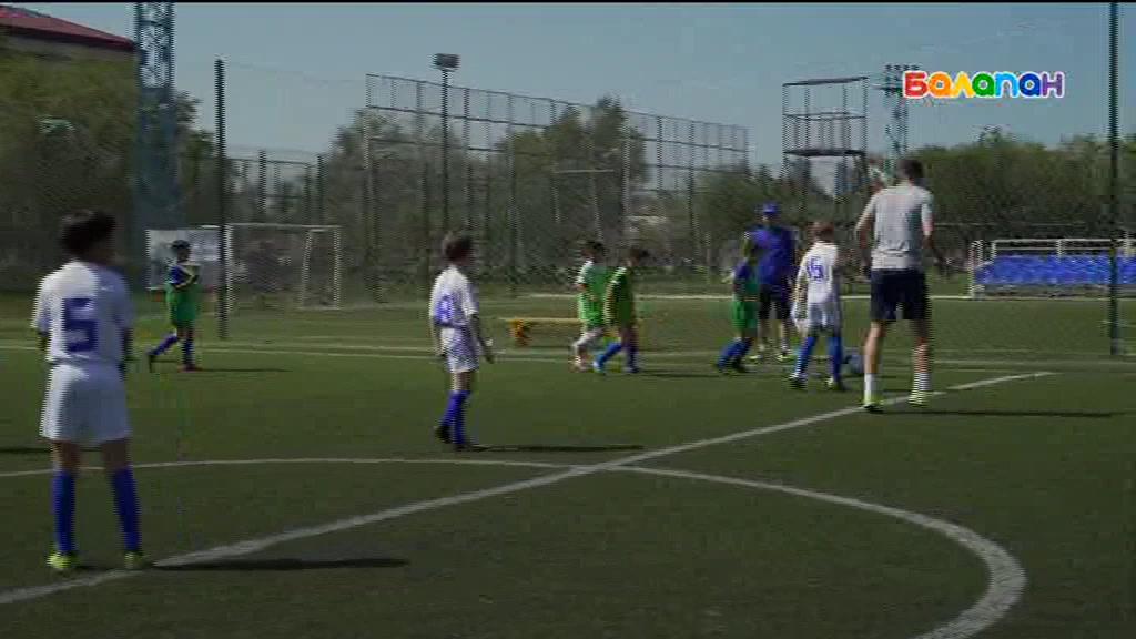 Футбол. Пас алмасу (ВИДЕО)