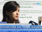 Алматыдағы ботаникалық бақ толық жаңарады