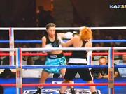 Профессиональный бокс: Фируза Шарипова - Милена Колева (АНОНС)