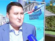 «Kazsport» қонағы - Мырзағали Айтжанов