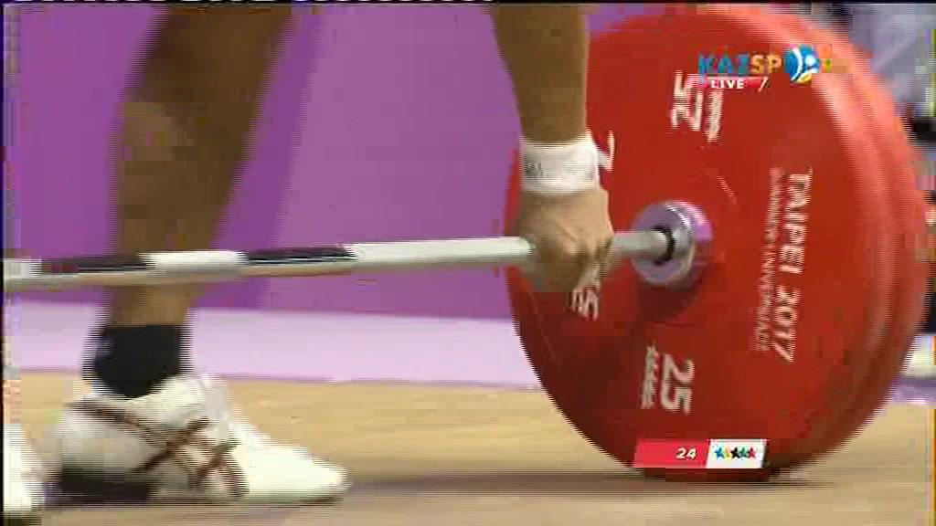 Летняя Универсиада (Китайский Тайбэй). Тяжелая атлетика. Мужчины (-69 кг). Финал