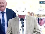 АҚШ-тың Қазақстандағы елшісі Джордж Альберт Крол: Кұрама штаттардың көкпар командасын құрметпен қарсы алғандарыңызға алғыс айтамын