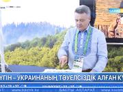 Бүгін – Украинаның тәуелсіздік алған күні