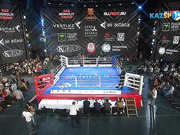 Кәсіпқой бокс: Әмірхан Түлеуов - Андрей Кременсов