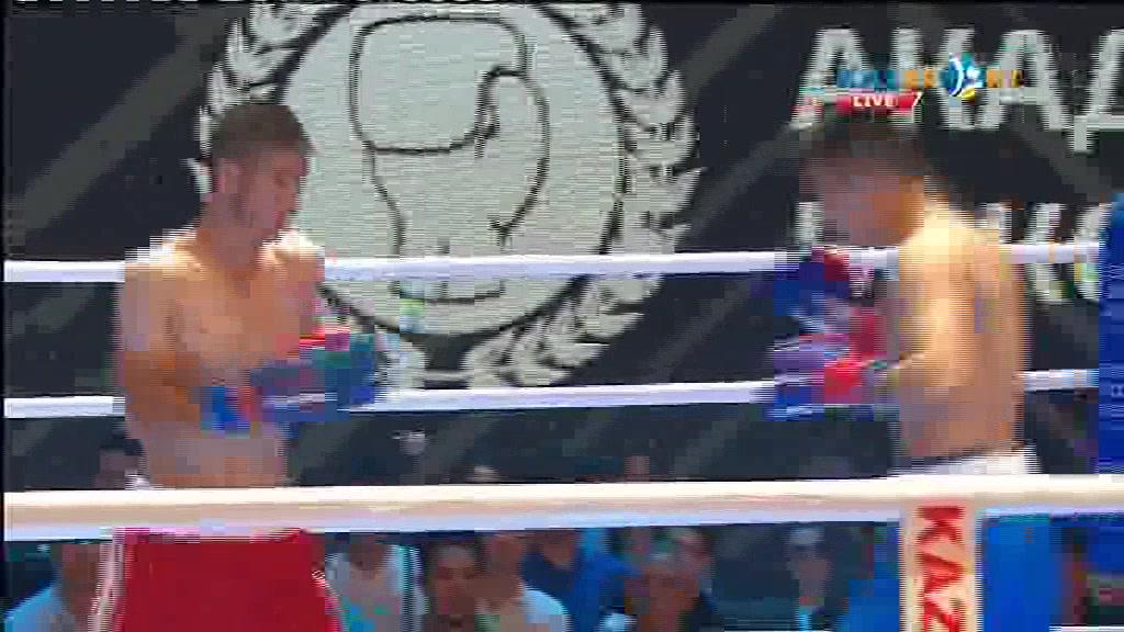 Кәсіпқой бокс: Айдын Ельжанов - Абылайхан Есентаев