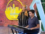 Бүгін   америкалық әнші Амикейла Гастон  «Таңшолпанда» қонақта болды (ВИДЕО)