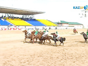 Көкпар. І Әлем чемпионаты. Өзбекстан-Моңғолия