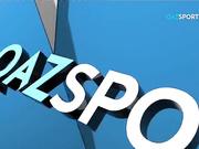 В гостях у «Qazsport» - Фируза Шарипова