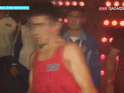 Қайрат Ералиев (Қазақстан) - Дюк Рэган (АҚШ) Бокстан 2017 жылғы Әлем чемпионатының финалы