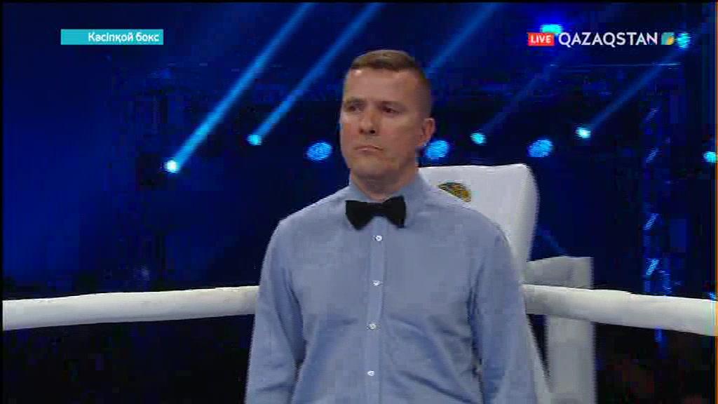 Руслан Мырсатаевтың жеңісті сәті