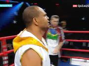 Жәнібек Әлімханұлы бразилиялық қарсыласынан басым түсті (ВИДЕО)