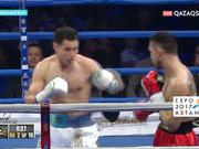 Жанқош Тұраров кәсіпқой бокстағы 22-ші жеңісіне қол жеткізді