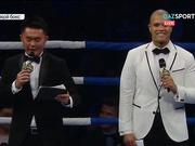 Қанат Ислам канадалық боксшыны нокаутқа жіберіп, жеңіске жетті