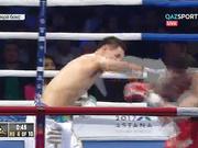 Жанқош Тұраровтың кәсіпқой бокстағы 22-ші жеңісі