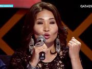 Қызылордалық Зүлфия Баймырза халық әні «Долананы» көпшілікке тарту етті
