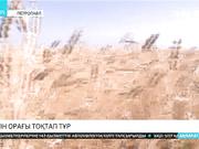 Солтүстік Қазақстан облысында ауа райының қолайсыздығынан егін орағы тоқтап тұр