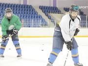 Личный тренер - Зарина Тухтиева (хоккей)