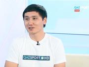 Бақтияр Артаев: Головкин мен Альварес - мықты спортшылар, өздерінің жоғары деңгейлерін көрсете білді