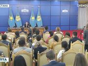 Нұрсұлтан Назарбаев Ақордада БАҚ өкілдерімен кездесті
