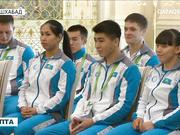 Нұрсұлтан Назарбаев Түркіменстан президенті Гурбангулы Бердімұхаметовпен кездесті