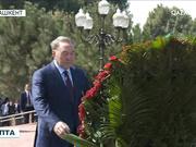 Президент Өзбекстанға ресми сапармен барды
